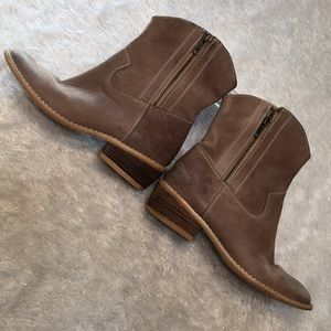 Shoes - Brown ankle boot DIBA size 5